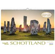 Korsch Verlag Scotland Calendar 2020