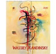Korsch Verlag Wassily Kandinsky Kalender 2020
