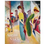 Korsch Verlag August Macke Calendar 2020