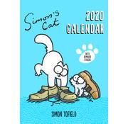 Portico Simon's Cat Family Calendar 2020 A3