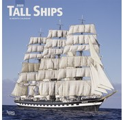 Browntrout Tall Ships Kalender 2020
