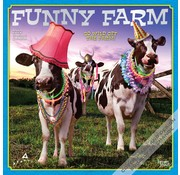 Browntrout Funny Farm Calendar 2020
