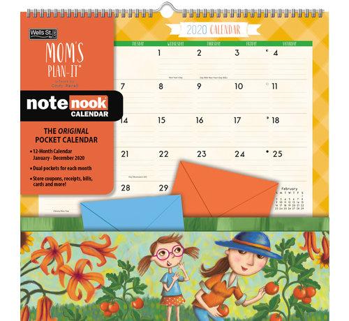 Lang Mom's Plan It Pocket Kalender 2020