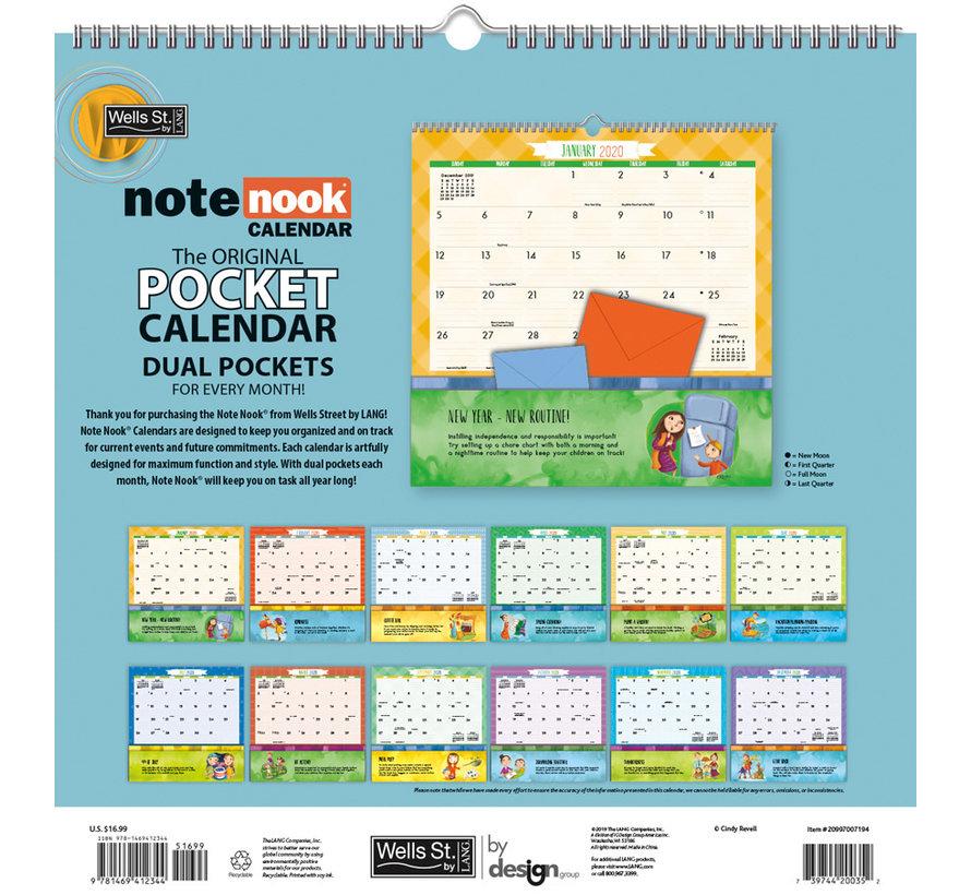 Mom's Plan It Pocket Kalender 2020