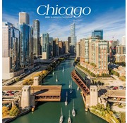 Browntrout Chicago Calendar 2020