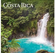 Browntrout Costa Rica Kalender 2020