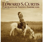 Browntrout American Natives Calendar 2020