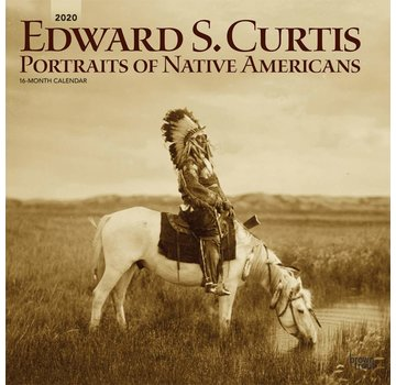 Browntrout American Natives Calendar 2021