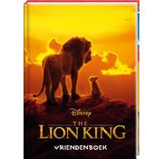 Inter-Stat Lion King Vriendenboekje