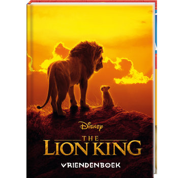 Inter-Stat Lion King Friends Booklet