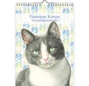 Comello Franciens Katten Verjaardagskalender Tibbe