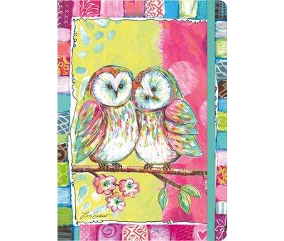 Lang Owl Friends Notebook