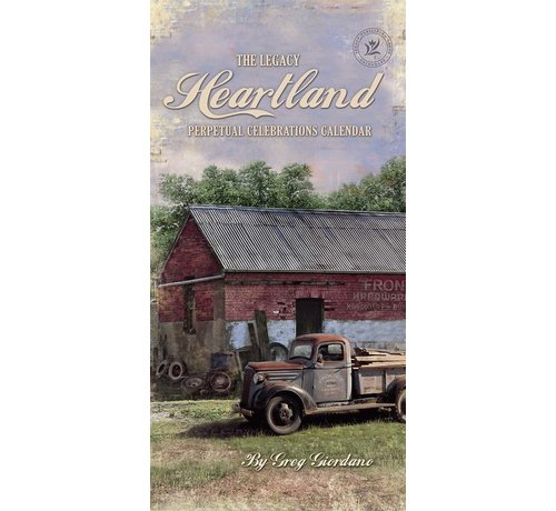 Legacy Heartland Birthday Calendar