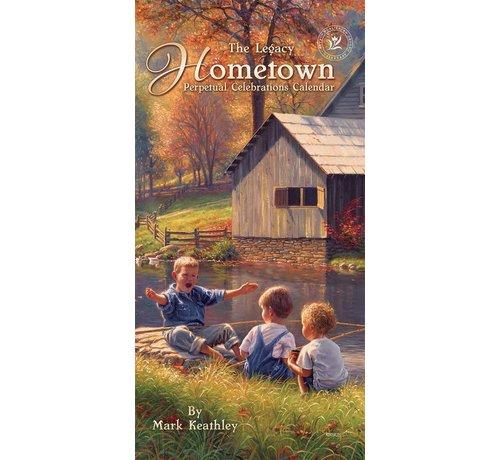 Legacy Hometown Birthday Calendar
