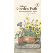 Legacy Garden Path Birthday Calendar