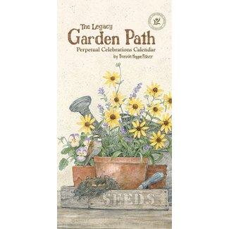 Legacy Garden Path Verjaardagskalender