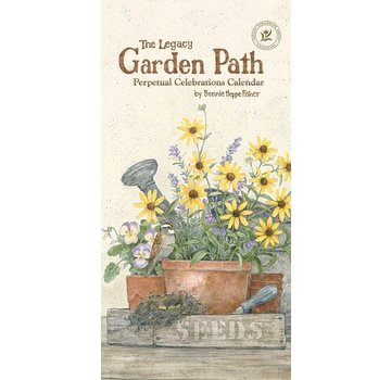 Legacy Garden Path Birthday Calendar