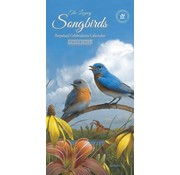 Legacy Songbirds Birthday Calendar