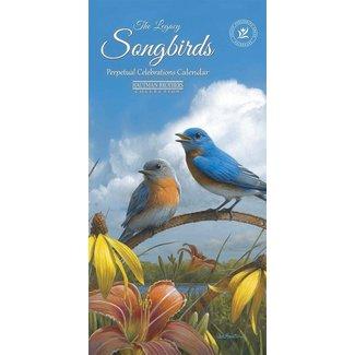 Legacy Singvögel Geburtstagskalender