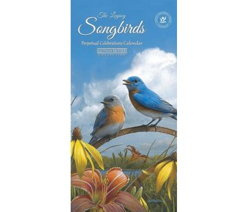 Legacy Songbirds Birthday Calendar