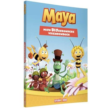 Studio100 Maya l'abeille Livret Amis