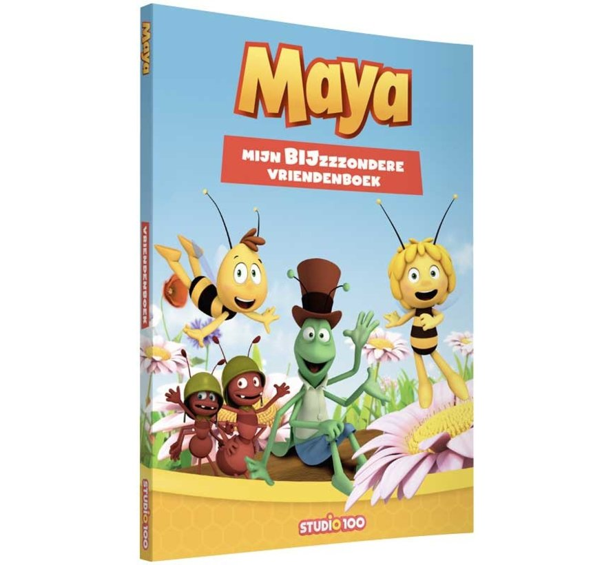 Maya the Bee Friends Booklet