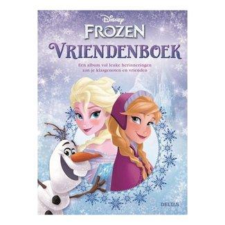 Deltas Frozen Friends Booklet