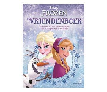 Deltas Frozen Vriendenboekje