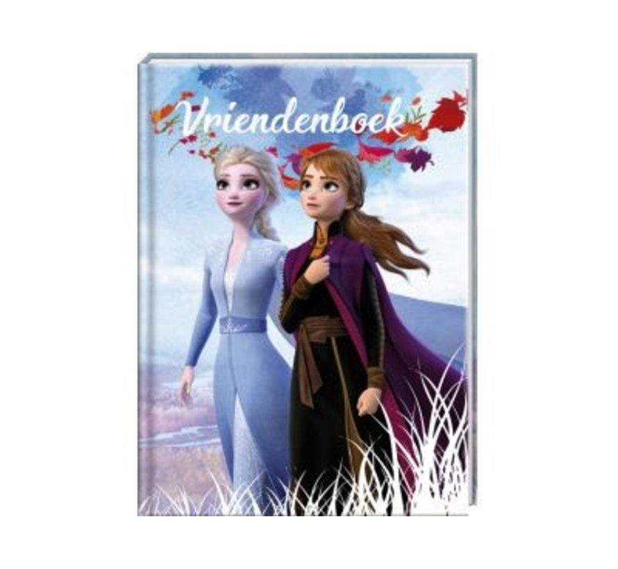 Frozen 2 Vriendenboekje