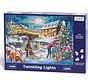 Twinkling Lights Puzzle 1000 pieces