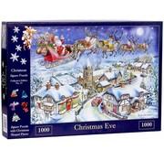 The House of Puzzles No.13 - Christmas Eve Puzzel 1000 stukjes