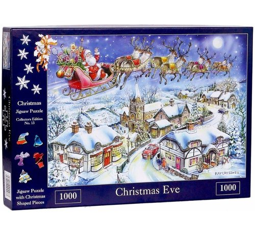 The House of Puzzles No.13 - Christmas Eve Puzzle 1000 pieces