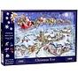 No.13 - Christmas Eve Puzzel 1000 stukjes