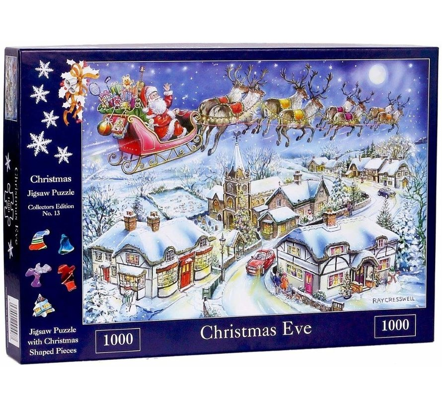 No.13 - Christmas Eve Puzzle 1000 pieces