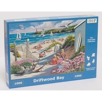 The House of Puzzles Driftwood Bay Puzzel 1000 stukjes