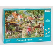The House of Puzzles Orchard Farm Puzzle 1000 pieces