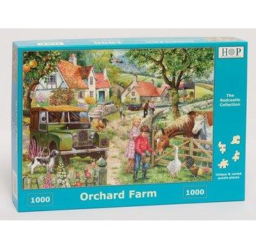 The House of Puzzles Orchard Farm Puzzel 1000 stukjes
