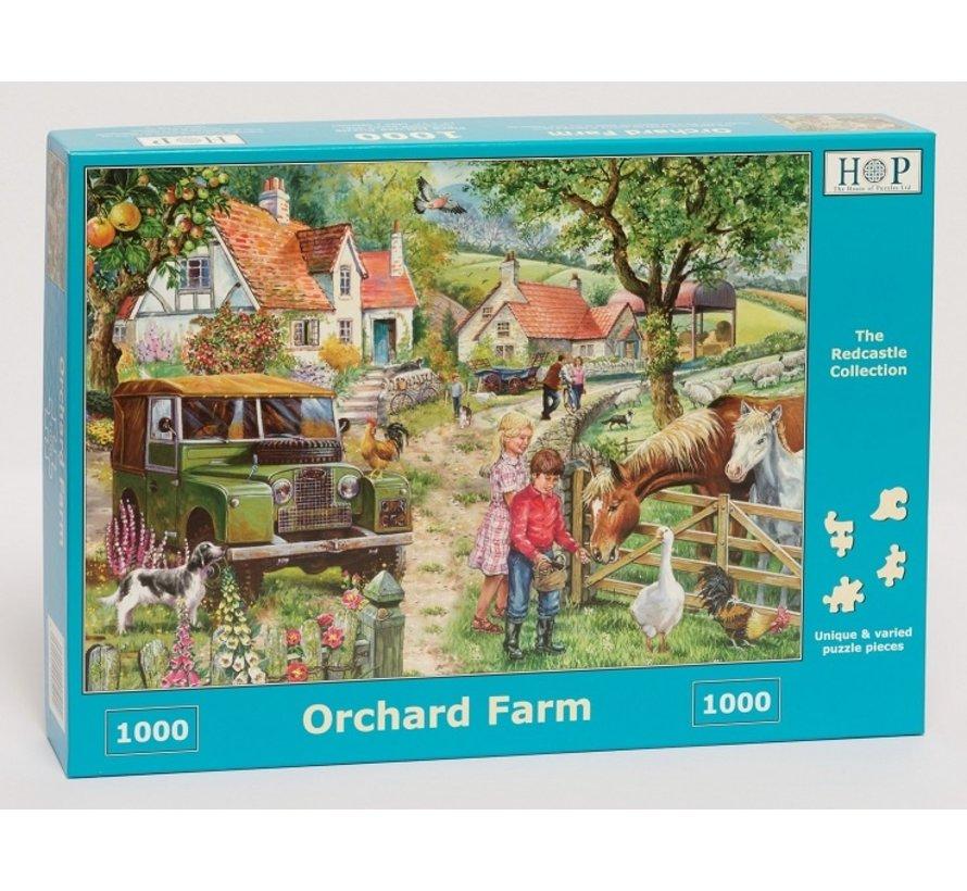 Orchard Farm Puzzle 1000 pieces