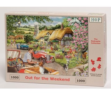 The House of Puzzles Out For The Weekend  Puzzle 1000 pieces