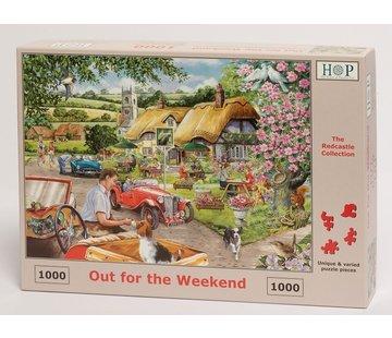 The House of Puzzles Out pour le week-end Puzzle 1000 pièces