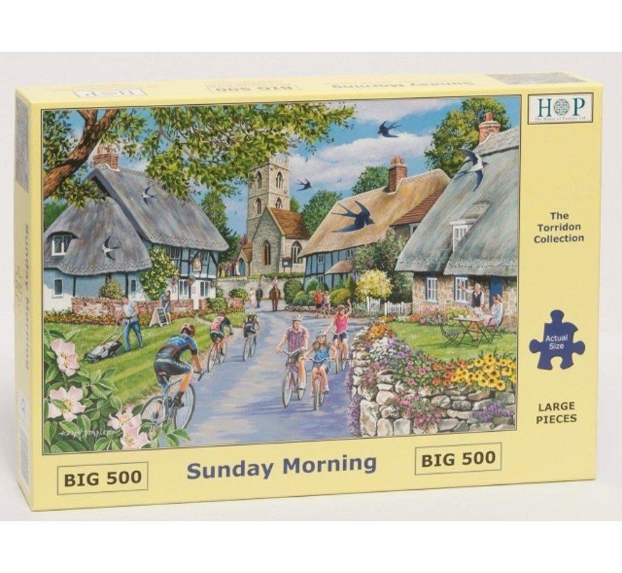 Sunday Morning Puzzel 500 XL stukjes
