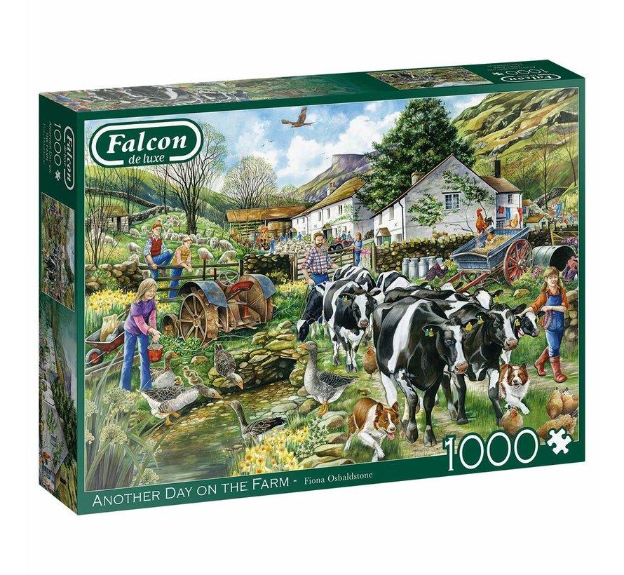 Another Day Farm Puzzel 1000 Stukjes