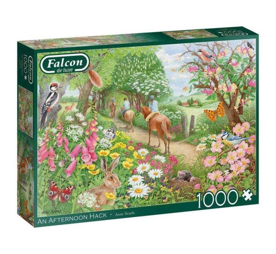 An Afternoon Hack 1000 Piece Jigsaw Puzzle