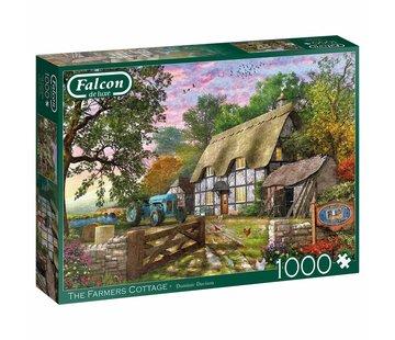 Falcon Les agriculteurs Cottage 1000 Puzzle Pieces