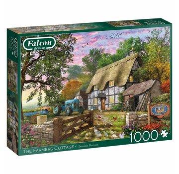 Falcon Farmers Cottage Puzzel 1000 Stukjes