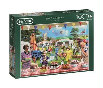 Falcon The Baking Fair 1000 Piece Jigsaw Puzzle