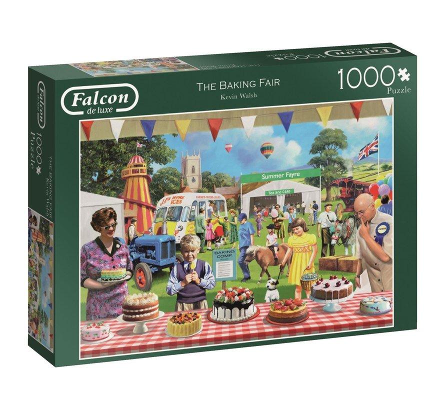 The Baking Fair 1000 Piece Jigsaw Puzzle