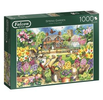 Falcon Spring Garden Puzzel 1000 Stukjes