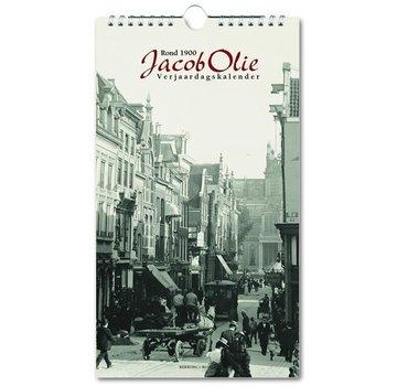 Bekking & Blitz Jacob Olie Birthday Calendar