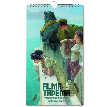 Bekking & Blitz Alma-Tadema Verjaardagskalender